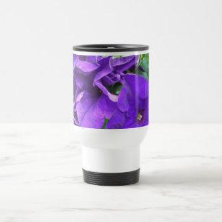 Mug De Voyage Fleurs pourpres