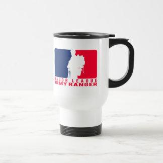 Mug De Voyage Garde forestière d'armée de ligue