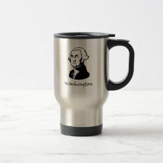 Mug De Voyage George Washington - révolution de La de Vive