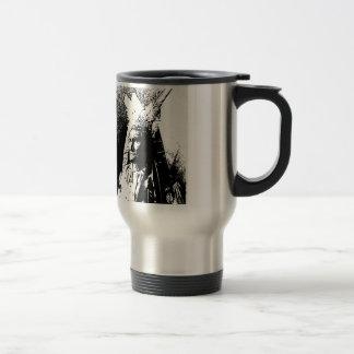 Mug De Voyage Geronimo noir et blanc