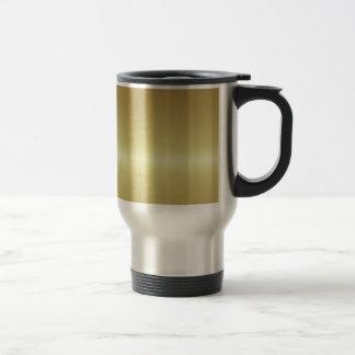 Mug De Voyage gold