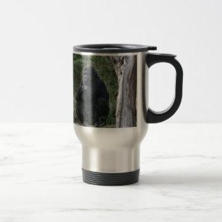 Mug De Voyage Gorille