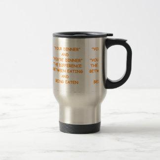 Mug De Voyage grammaire