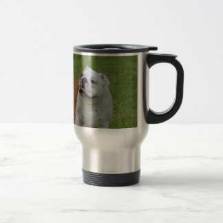 Mug De Voyage Grand bouledogue