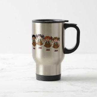 """Mug De Voyage Groupe de """"brownie"""""""