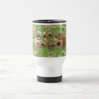Mug De Voyage Groupe de jardin