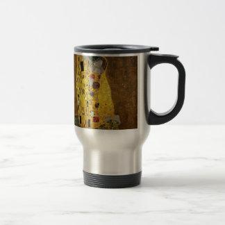 Mug De Voyage Gustav Klimt le baiser