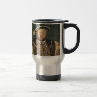 Mug De Voyage Hans Holbein le Henry VIII plus jeune