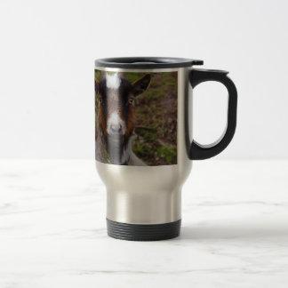 Mug De Voyage Haut étroit de chèvre