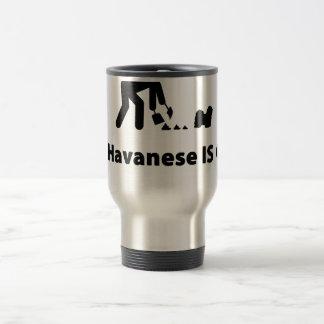 Mug De Voyage Havanese