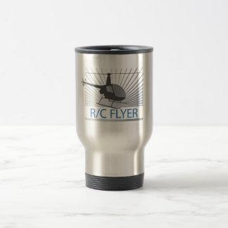 Mug De Voyage Hélicoptère d'insecte de R-C