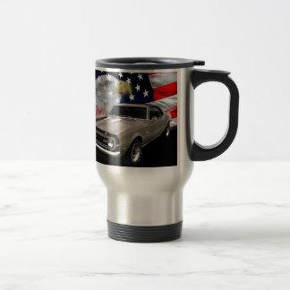 Mug De Voyage Hommage 1968 de Camaro solides solubles
