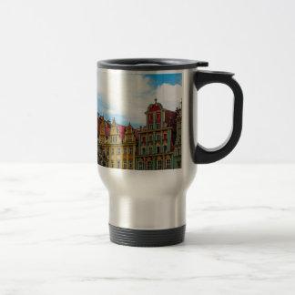 Mug De Voyage Horizon de Wroclaw Pologne