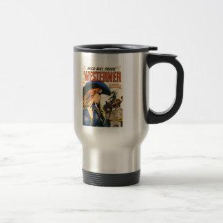 Mug De Voyage Hors-la-loi de cow-girl