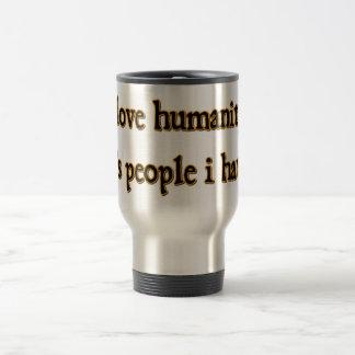Mug De Voyage Humanité