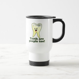 Mug De Voyage Hygiéniste dentaire drôle