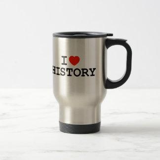 Mug De Voyage I histoire de coeur