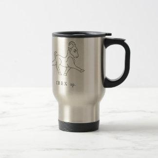 Mug De Voyage Ibex sp. Bouquetin