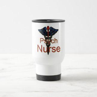 Mug De Voyage Infirmière de Psych