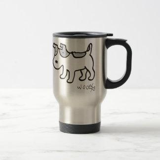 Mug De Voyage Jack Russell Terrier Chiro
