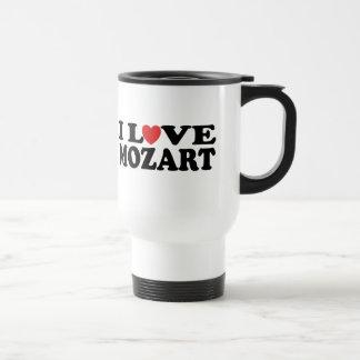 Mug De Voyage J'aime Mozart