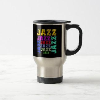 Mug De Voyage Jazz coloré et frais