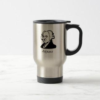 Mug De Voyage John Adams - révolution de La de Vive