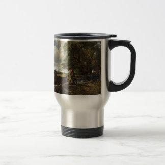 Mug De Voyage John Constable - la serrure - paysage de campagne