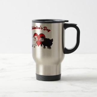 Mug De Voyage Jour de Valentines - mouton