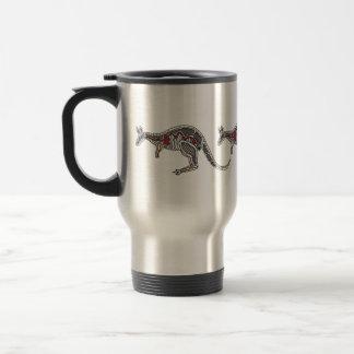 Mug De Voyage Kangourou de rayon X