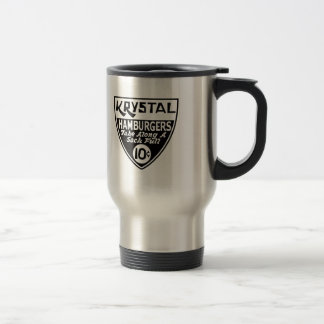 Mug De Voyage Krystal bouclier de 10 cents