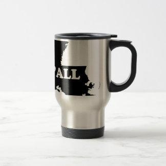Mug De Voyage La Louisiane Yall