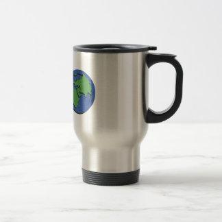 Mug De Voyage la planète terre - géographie