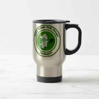 Mug De Voyage La tazza con il logo del CISU SARDEGNA