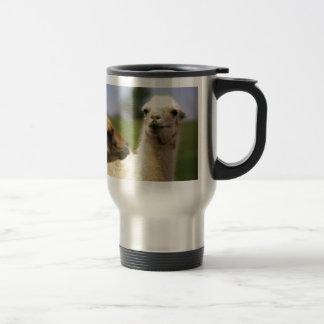 Mug De Voyage Lamas