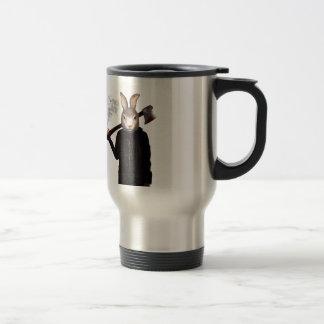 Mug De Voyage Lapin mauvais