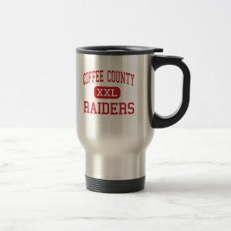 Mug De Voyage Le comté de Coffee - voleurs - milieu - Manchester