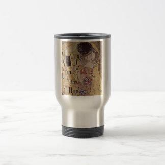 Mug De Voyage Le détail de baiser - Gustav Klimt