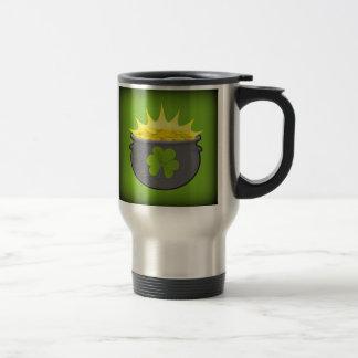 Mug De Voyage Le jour de St Patrick heureux !