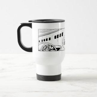 Mug De Voyage Le marais penche des problèmes avec le moteur