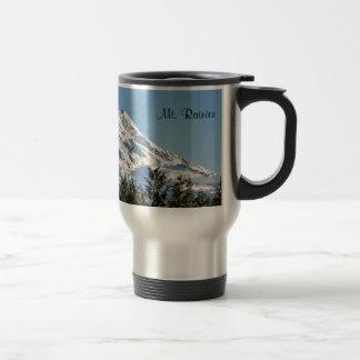 Mug De Voyage Le mont Rainier majestueux