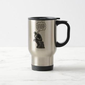 Mug De Voyage Le penseur de Rodin - cousins