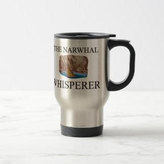 Mug De Voyage Le Whisperer de Narwhal