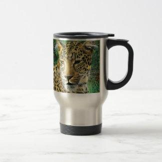 Mug De Voyage léopard