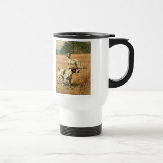 Mug De Voyage Les animaux vintages, indicateur poursuit la