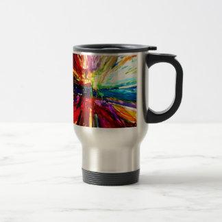 Mug De Voyage les couleurs multi de Michele
