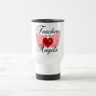 Mug De Voyage Les professeurs sont les vrais anges