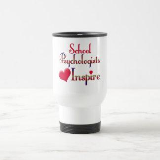 Mug De Voyage Les psychologues d'école inspirent