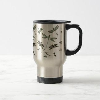 Mug De Voyage Libellules vintages