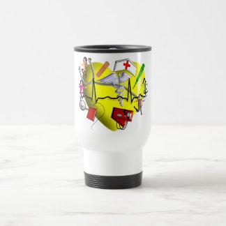 Mug De Voyage L'industrie 3D graphique Cadeau-Adorable